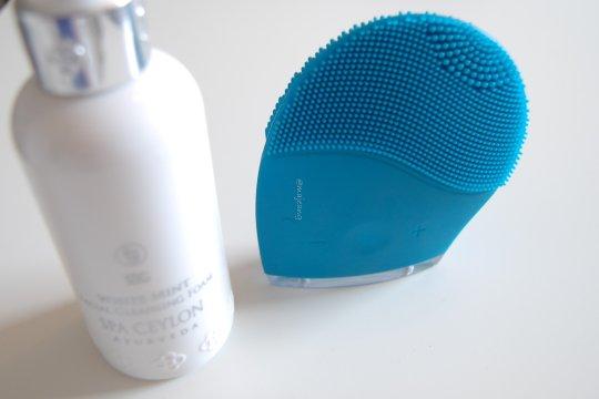 Sensio deep pore cleansing