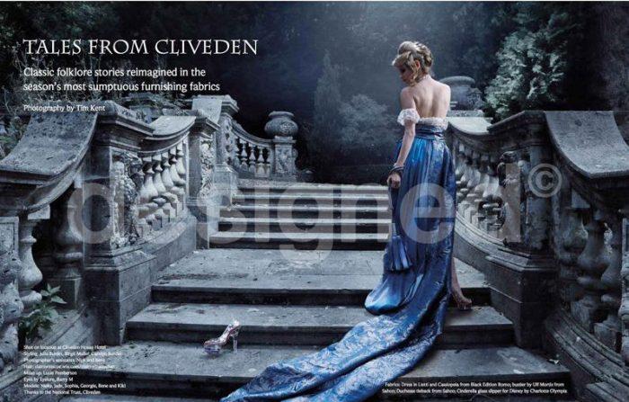 Designed magazine fairy