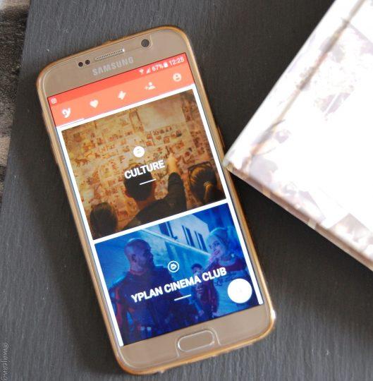 yplan app on work in progress by majeang