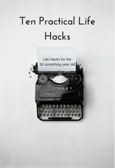 ten practical life hacks on www.majeang.com