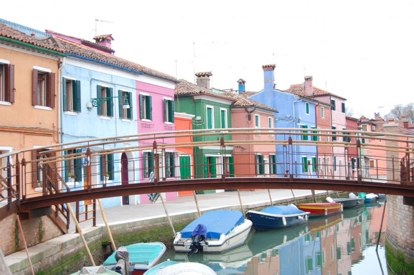 Things to do in Venice- Burano
