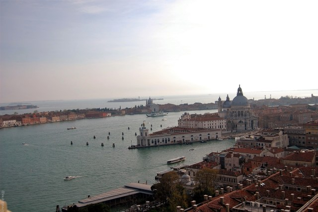 Things to do in Venice- 360 degree views