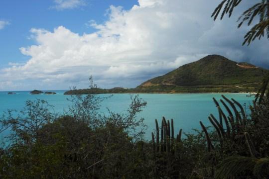 Jolly harbour mountain view Antigua