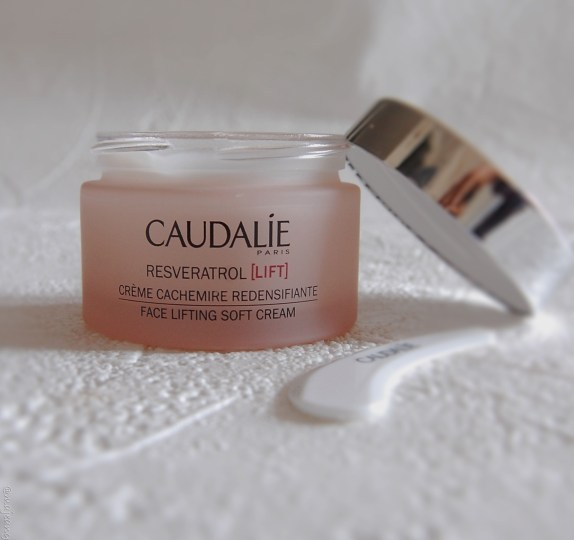 Caudalie Reservatrol smoothing cream