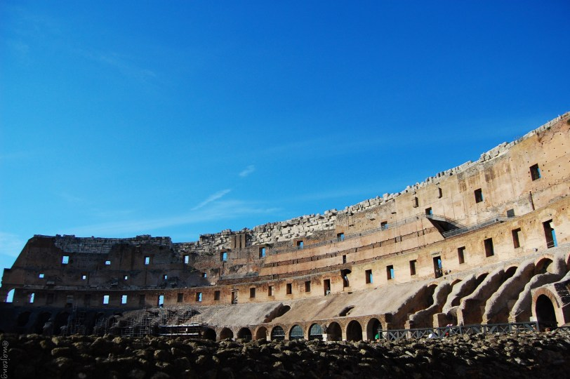 travel review of 2016- Colosseum