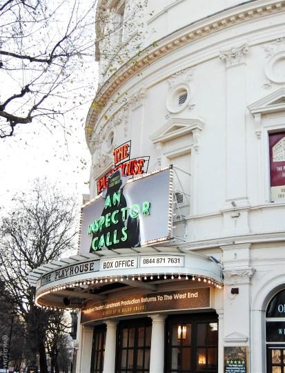 London theatre, 24 hours in london