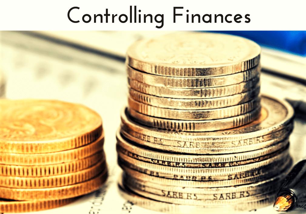 Controlling Finances