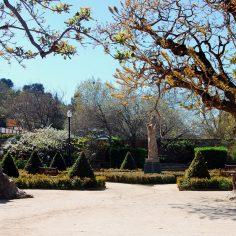 Teleférico de Barcelona- Miramar gardens, Barcelona