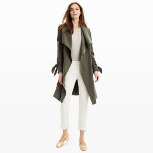 spring summer 2017 colours trench coat