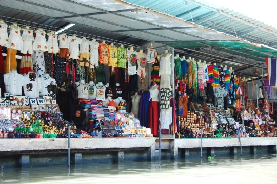 tips on haggling - bangkok
