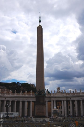places worth visiting- St Peter's square