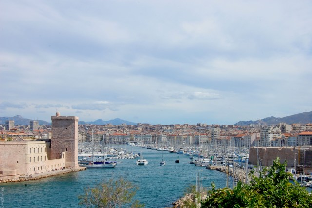 Marseille photo story- harbour