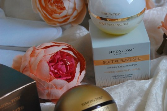 night time skincare routine- simon & tom skincare