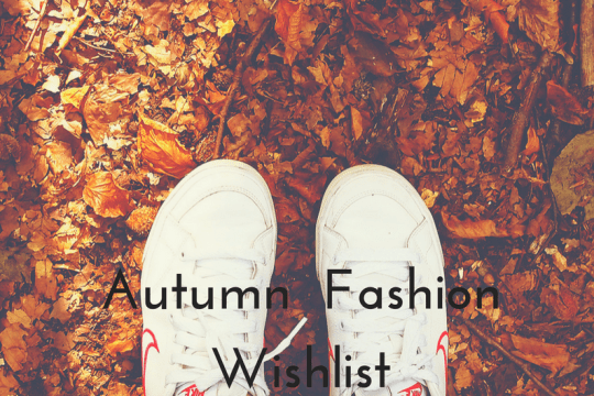 under £30 autumn fashion wishlist
