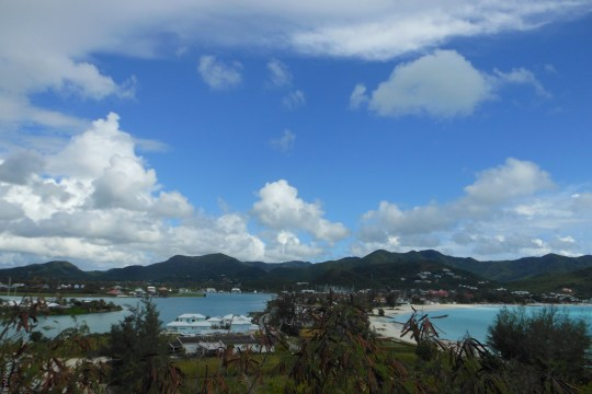 must see winter holiday breaks- antigua