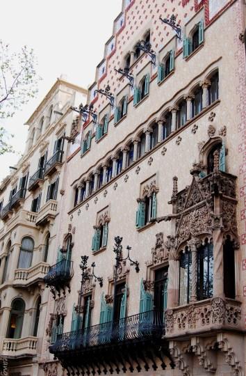 looking back at 2017 - Gaudi, Barcelona