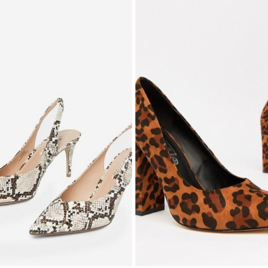 what i want to wear for autumn 2018 -animal print shoes