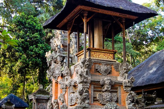My best ever holiday- temple in Monkey Forest Bali