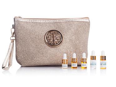 Beauty Christmas 2018 gift guide - Elan skincare cosmetic bag