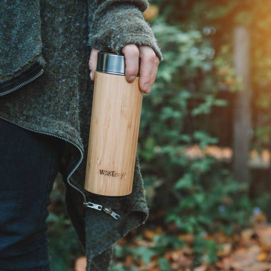 under £30 2018 christmas gift guide- bamboo water bottle
