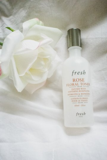 Fresh Beauty review - Rose Floral toner