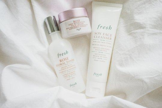 Fresh Beauty review- majeang.com