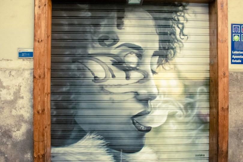 3 Reasons Valencia Makes the Perfect City Break- streetart