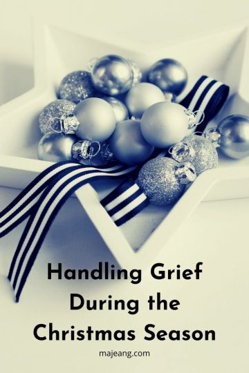 Handling grief during the Christmas season