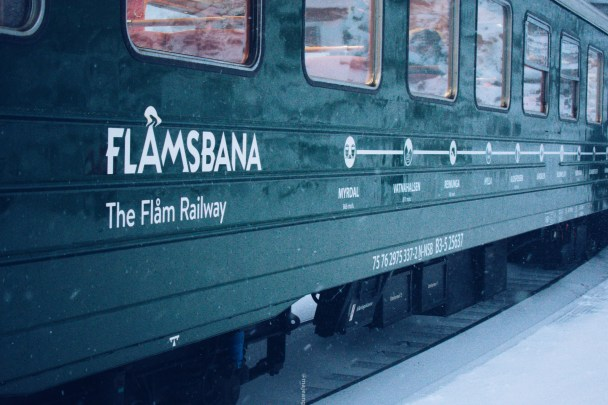 world's most beautiful train ride in Norway- Flam railway
