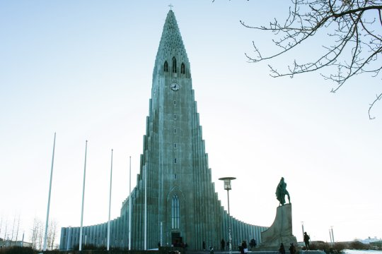 photo diary of iceland- Iceland church