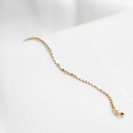 Ultimate Christmas 2020 gift guide - Agape studio anatole 24k gold plated bracelet