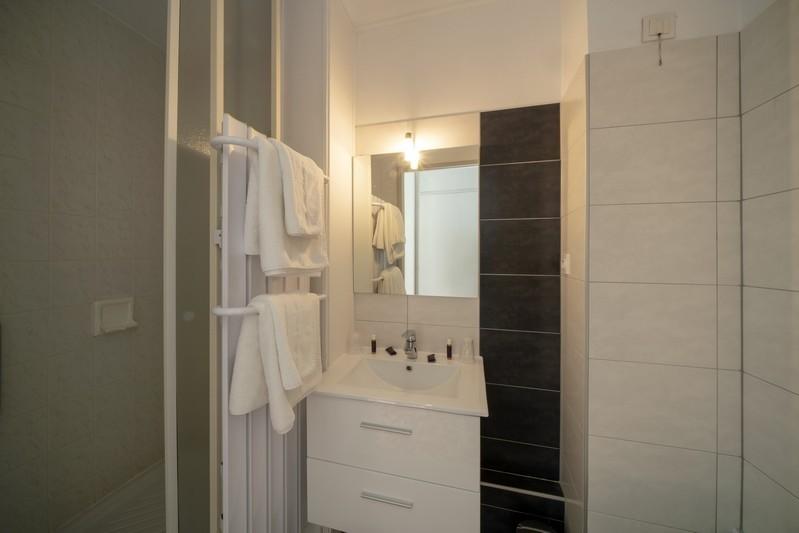 douche du chambre hotel majestic alsace