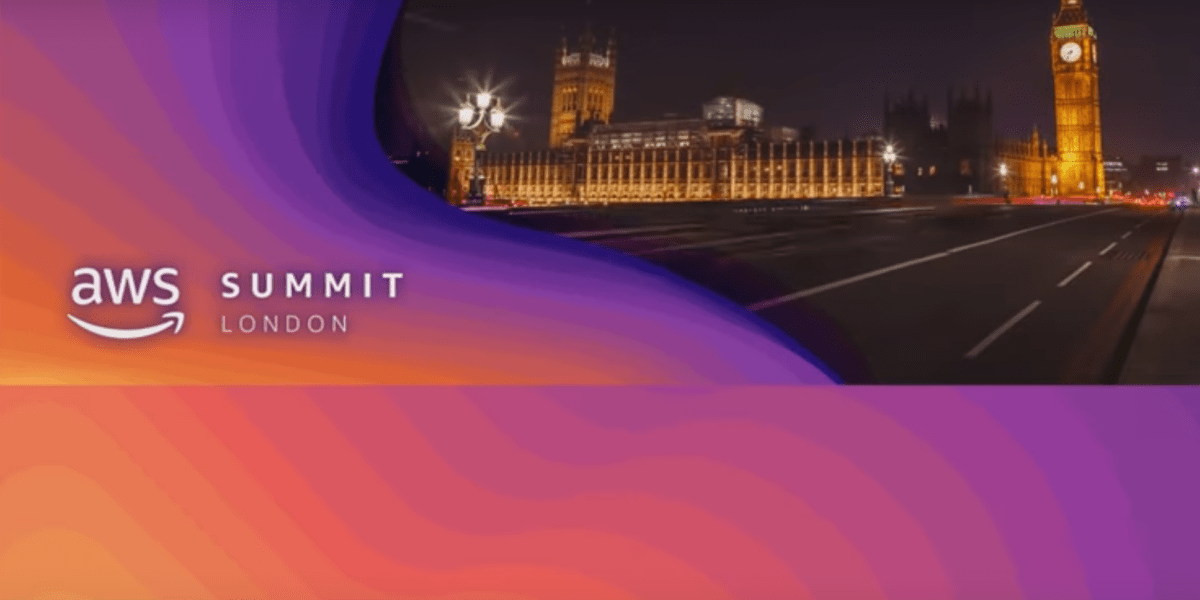 AWS Summit London 2019