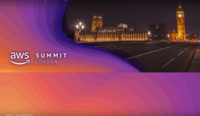 AWS Summit London 2019