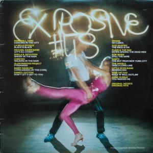 EMI - EMTV 1 - Explosvie Hits - 78 - Front cover