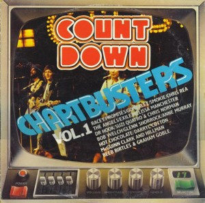 EMI - EMTV 2 - Count Down Chartbusters - Front cover