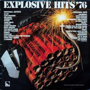 EMI - Explosive Hits - 76 - SCA008 - Front cover