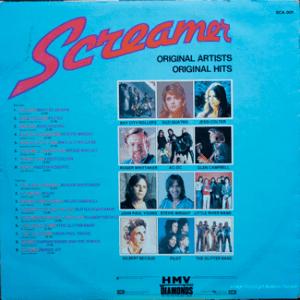 EMI - SCA001 - Screamer - Back cover