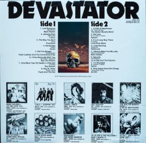 EMI - SCA013 - Devistator - Back cover