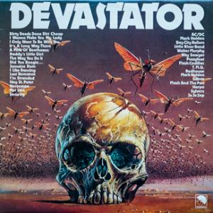 EMI - SCA013 - Devistator - Front cover