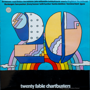 Fable - 20 Chartbusters - FBSA002F - Front cover