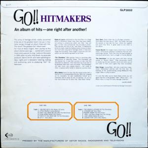 Astor - Go - Hitmakers - GLP3002B