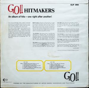 Astor - Go - Hitmakers 2 - GLP3003B