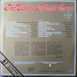 Ktel - Young Talent Team - NA569 - Back cover