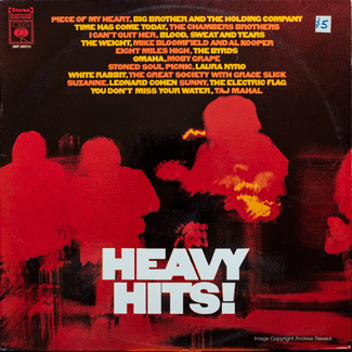 Heavy Hits Front Cover