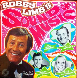 Select - Bobby Limbs Sound of Music - US1006 - Front cover