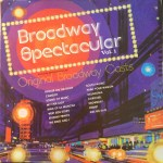 Select - Broadway Spectacular - US1004 - Front cover
