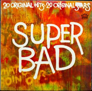 Majestic - Super Bad - TA246 - Front cover