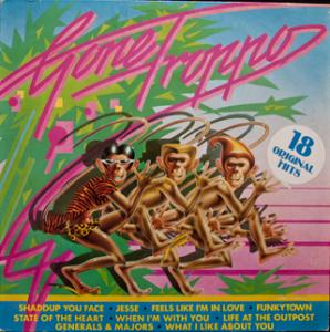 Ktel - Gone Troppo - TA265 - Front cover