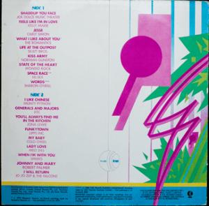 Ktel - Gone Troppo - TA265 - Back cover